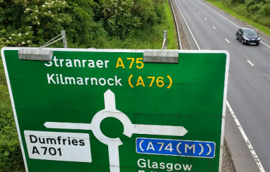 Amey to run £400m contract to maintain and improve motorways and trunk roads across south west Scotland.