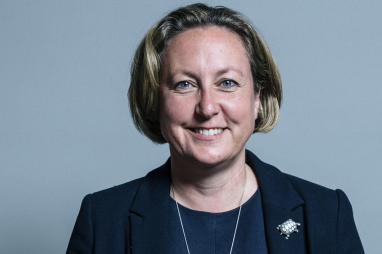 Berwick-onTweed MP, Anne-Marie Trevelyan, the latest minister for construction.