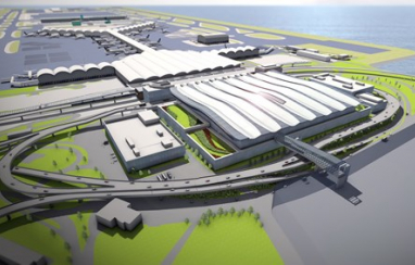 Balfour Beatty's Gammon joint venture has been awarded a £1.27bn Hong Kong International Airport expansion contract.