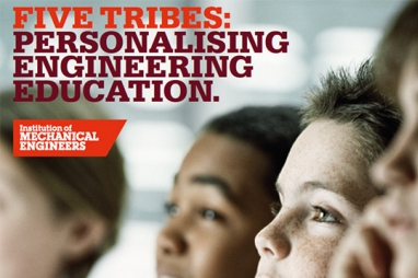 Five Tribes: Personalising Engineering Education - IMechE