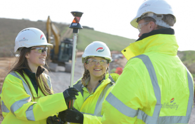 Galliford Try wins contracts worth £435m to deliver two major road upgrades.