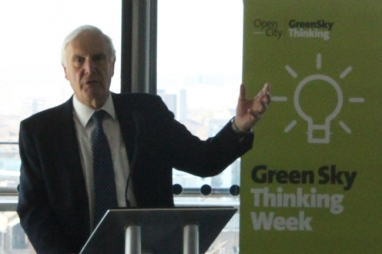 Ed Lister Green Sky Thinking Week