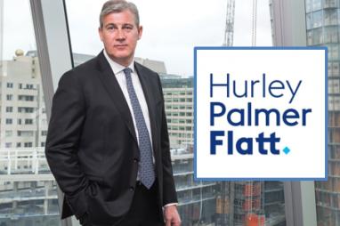 """HDR is the perfect strategic fit for Hurley Palmer Flatt Group,"" said HPF Group chairman, Paul Flatt."