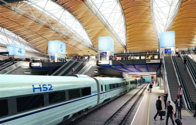 HS2 has unveiled its £2.5bn shortlists for track, tunnel and lineside suppliers.