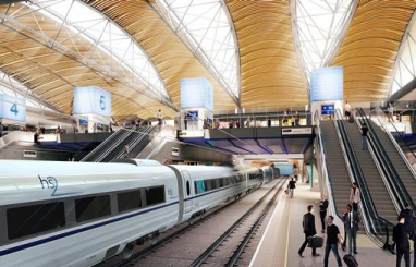The redevelopment of Euston station as part of HS2 should be postponed, say a House of Lords committee.