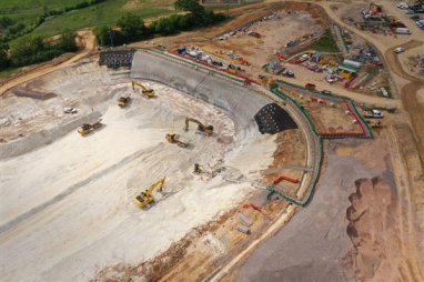 HS2 marks major milestone as it moves from enabling works to full construction following Notice to Proceed in April.