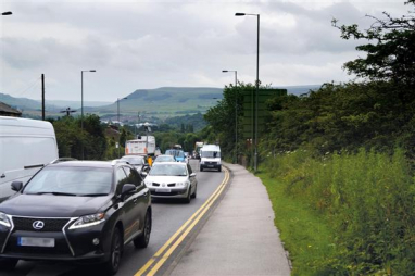 A new £200m bypass will take traffic away from the village of Mottram, where around 25,000 vehicles currently travel though the village every day.