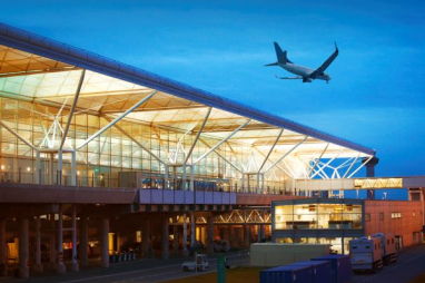 Atkins have been appointed to provide advisory services for Manchester Airport Group, including London Stansted. (pictured).