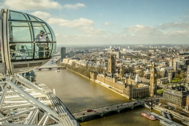 London is one of 26 global cities shortlisted for 31 projects