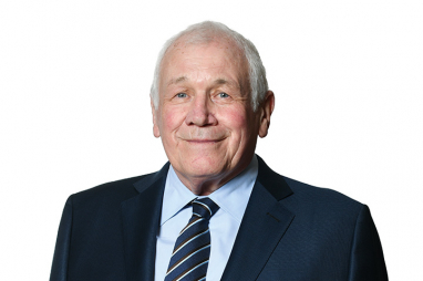 Breedon Group executive chairman Peter Tom