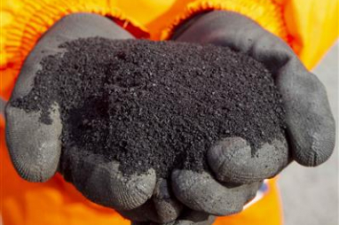 Tarmac's new asphalt uses waste tyres and is now being trialed on the M1 by Highways England.