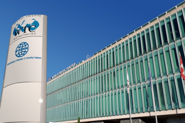 FIDIC's headquarters in Geneva, Switzerland.