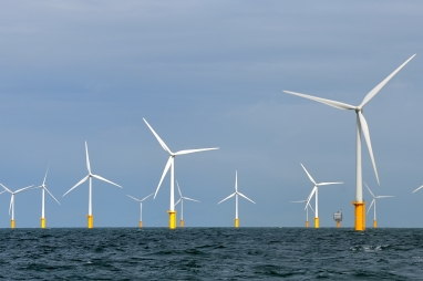 Minimising piling noise from offshore wind farm construction is increasingly an issue of concern.