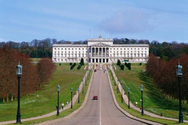 Despite political deadlock at Storemont, projects are being approved by Northern Ireland civil servants.