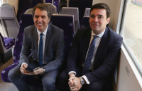 Liverpool City Region mayor Steve Rotheram (left) and Greater Manchester mayor Andy Burnham are to speak at an Infrastructure Intelligence roundtable event.
