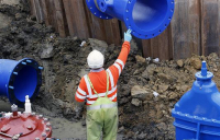 Anglian Water joins forces with Costain, Farrans, Jacobs and Mott MacDonald Bentley to secure future water resources for the east of England.