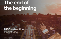 Recovery on the horizon, even as construction faces renewed challenges with pandemic hitting its peak, says Arcadis latest report.