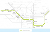 Cardiff Cross Rail. All mapped out as part of £1bn transport vision.