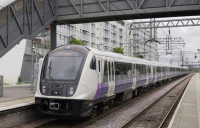 Elizabeth Line now running more than four years late, and set to cost almost £4bn more than originally planned.
