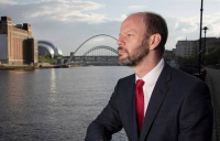 """We need the Northern Powerhouse promises to be fulfilled,"" says Jamie Driscoll, North of Tyne mayor."
