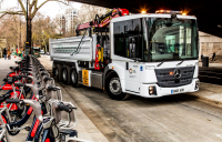 New directives will improve safety for vulnerable road users and lessen the environmental impact of heavy haulage and construction vehicles.