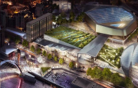 McAlpine appointed as main contractor for £260m Gateshead arena.