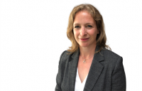 Helen Martin, pictured, joins Wates from Skanska, becoming Wates Construction Central region MD as part of restructure that creates four new regional businesses.