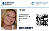 Industry led Highways England Passport Scheme open to all suppliers, large and small.