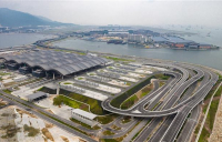 The 55km Hong Kong-Zhuhai-Macao Bridge wins people's vote for world's best 2019 civil engineering project.