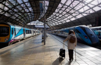 Northern leaders call for urgent publication of Integrated Rail Plan to give certainty over investment plans. Photo: Liverpool Lime Street station, courtesy of Transport for the North.