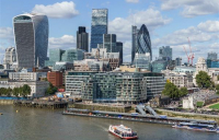 London named as most expensive construction location in the world, in new Arcadis report.