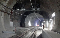 Marmaray Tunnel Crossovers