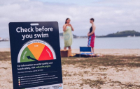 Mott MacDonald worked with Auckland Council to develop the SafeSwim water quality initiative.