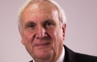 Sir Edward Lister, newly reappointed chair of Homes England.