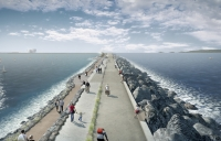 Swansea tidal lagoon power scheme could be the UK's first.