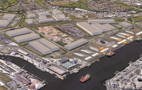Planning has been approved for GE Renewable Energy's Teesworks offshore wind factory.