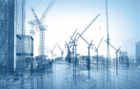 Latest PMI figures show sharpest rise in construction output since December 2018.