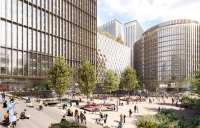 Search underway to find partner for £1.5bn ID Manchester development.