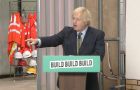 """Boris Johnson may have said """"build, build, build"""", but construction leaders want """"action, action, action"""".him to"""