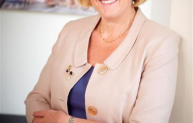 Dr Louise Brooke-Smith, OBE.