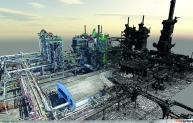 Smart 3D Capture Gas facility